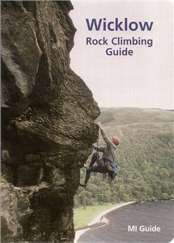 Mountaineering Ireland Wicklow Climbing Guide  - Click to view larger image