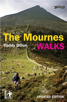 Books/Maps Mournes Walks  - Click to view larger image