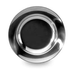 Lifeventure Plate - Stainless Steel