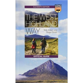 Books/Maps The West Highland Way 11th Edition Book  - Click to view larger image