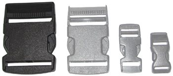 Jackson Sports 50mm Quick Release Buckle Backpack  - Click to view larger image