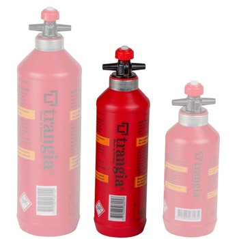 Trangia Fuel Bottle 0.5L Methylated Spirit Burner Replacement Spirit Burner - Fuel Bottle 0.5L With Safety Valve - Click to view larger image