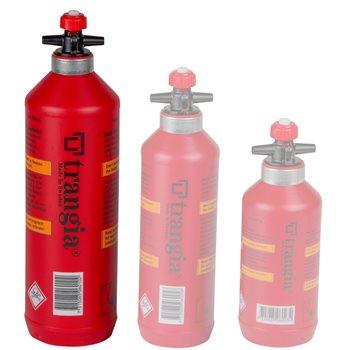 Trangia Fuel Bottle 1L Methylated Spirit Burner Replacement Spirit Burner - Fuel Bottle 1L With Safety Valve - Click to view larger image