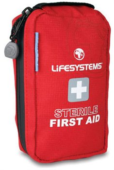 Lifesystems Sterile First Aid Kit  - Click to view larger image