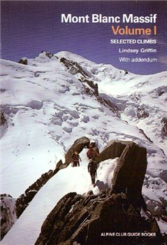 Books/Maps Mont Blanc Massif - Volume I
