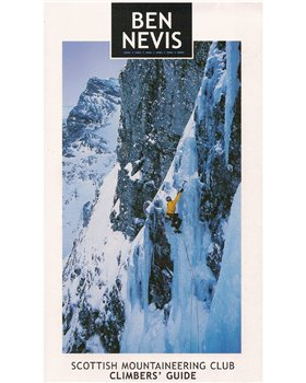 SMC Ben Nevis Rock & Ice Climbs Book  - Click to view larger image