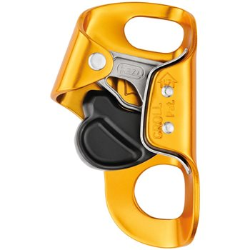 Petzl Croll Chest Mounted Rope Clamp  - Click to view larger image