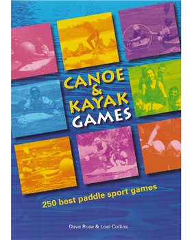 Books/Maps Canoe & Kayak Games Book  - Click to view larger image