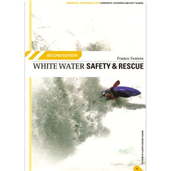 Books/Maps White Water Safety + Rescue Book  - Click to view larger image