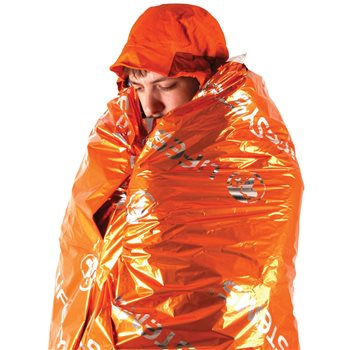Lifesystems Mountain Thermal Blanket Survival Essential  - Click to view larger image