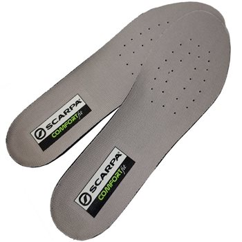 Scarpa Unisex Transpiration Footbed Insoles  - Click to view larger image