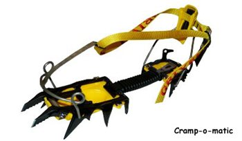 Grivel Unisex G14 Crampon Mono or Dual points with Antibott  - Click to view larger image