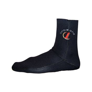 Circle One Unisex Neoprene Socks 3mm  - Click to view larger image