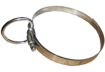 Beaver Stage Cylinder Bands D Ring    - Click to view larger image