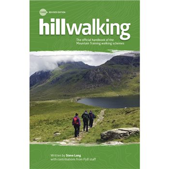 Books/Maps Hillwalking- Official Handbook 3rd edition Book  - Click to view larger image