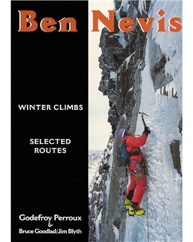 Books/Maps Ben Nevis - Winter Climbs - Selected Routes  - Click to view larger image