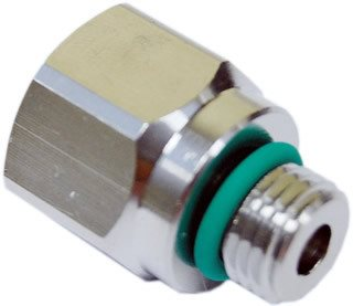 Beaver 3/8 Male To 1/2 Female Brass Adapter For UNF Hoses