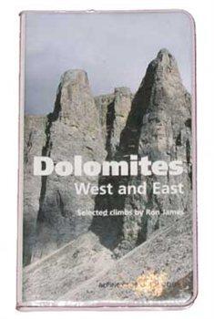 Books/Maps Dolomites West & East