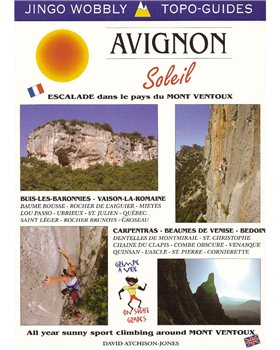 Books/Maps Avignon Soleil Book  - Click to view larger image