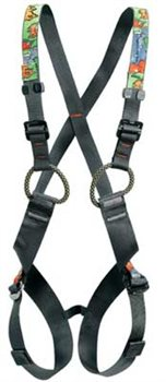 Petzl Simba Childs Climbing Harness  - Click to view larger image