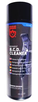 McNett Gear Aid Revivex BCD Life Cleaner and Conditioner 250ml  - Click to view larger image