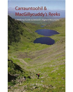 Books/Maps Carrauntoohil & MacGillycuddys Reeks Book  - Click to view larger image