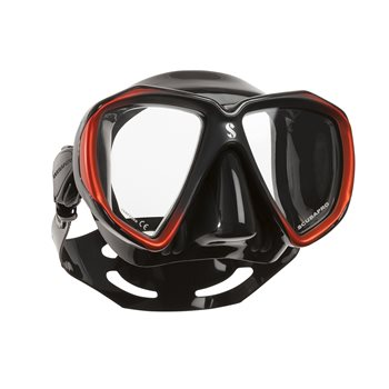 Scubapro Spectra Dive Mask Black Bronze - Click to view larger image