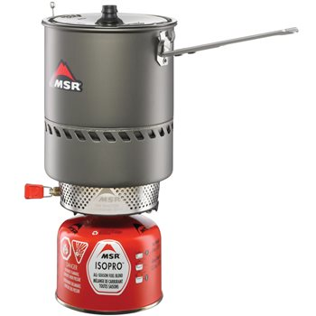 MSR Reactor 1.7L Fast Stove System 496g  - Click to view larger image