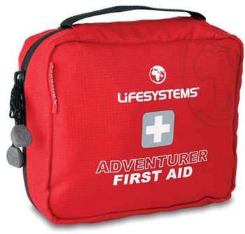 Lifesystems Adventurer First Aid Kit  - Click to view larger image
