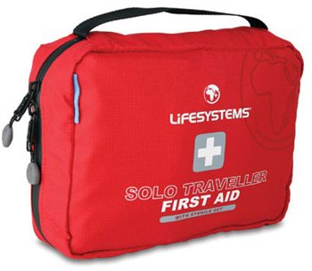 Lifesystems Solo Traveller First Aid Kit  - Click to view larger image