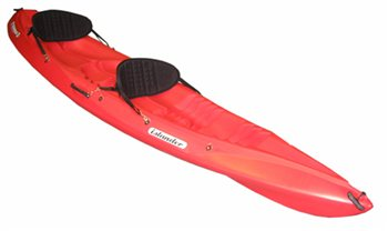 Islander Kayaks Paradise 2  - Click to view larger image