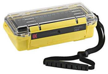 Underwater Kinetics 207 UltraBox 0.68L Water Dust Moisture Proof Dry Box  - Click to view larger image