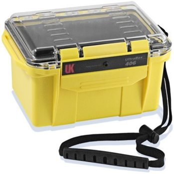 Underwater Kinetics 406 UltraBox 1.14L Water Dust Moisture Proof Dry Box  - Click to view larger image