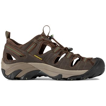 Keen Mens Arroyo 2 Sandals Slate BlackBronze Green - Click to view larger image
