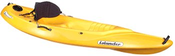 Islander Kayaks Paradise 1  - Click to view larger image