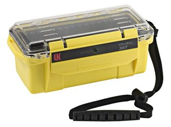 Underwater Kinetics 307 UltraBox 0.92L Water Dust Moisture Proof Dry Box  - Click to view larger image