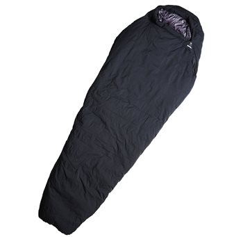 Crux Unisex Torpedo 500 Sleeping Bag  - Click to view larger image