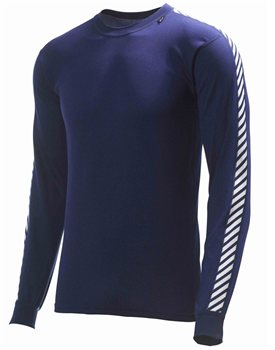 Helly Hansen HH Dry Stripe Crew L/S 2016  - Click to view larger image