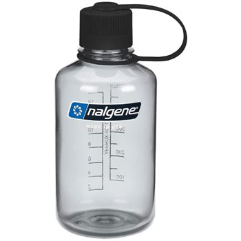 Nalgene Tritan Bottle 500ml Narrow Mouth with Loop-top Cap  - Click to view larger image
