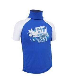 Gul Camper Short Sleeve Rash Vest
