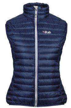 Rab Microlight Vest Womens 2012  - Click to view larger image