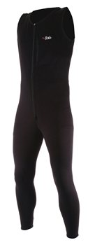 Rab Mens Power Stretch Pro Bib Close Fitting Layer Trouser  - Click to view larger image