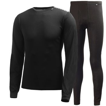 Helly Hansen Mens Comfort Light Set Base Layer  - Click to view larger image