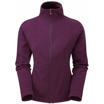 Sprayway Womens Atlanta Fleece Jacket   - Click to view larger image