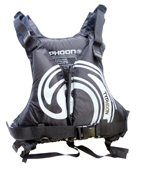 Typhoon Yalu Wave Junior Buoyancy Aid  - Click to view larger image