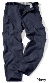 Craghoppers Mens Classic Kiwi Trouser Long Leg 33 Sun Protection  - Click to view larger image