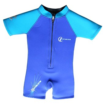 Circle One Kids Baby Summer 3mm Shorty Wetsuit  - Click to view larger image