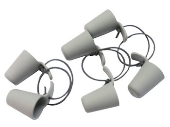 Palm Equipment Scupper Hole Plug Kit Canoe / Kayak Accessory  - Click to view larger image