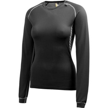 Helly Hansen Womens Dynamic LS Crew  - Click to view larger image