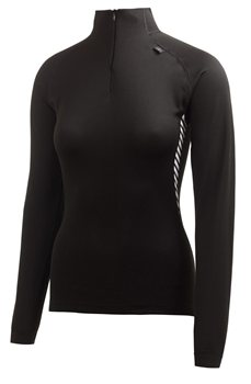Helly Hansen Womens HH Dry Dynamic ½ Zip  - Click to view larger image